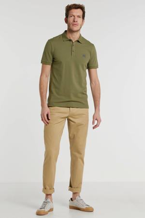 regular fit chino beige