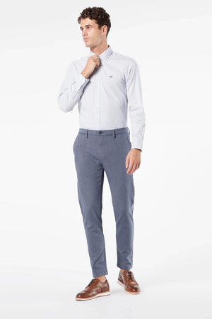 slim fit chino Smart 360 Tapered doyle estate blue