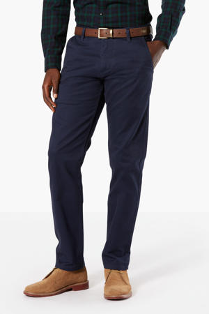 slim fit jeans donkerblauw