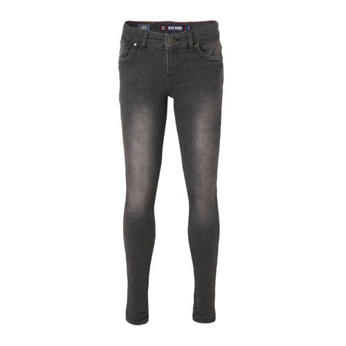 Blue Rebel super skinny jeans Tile grijs