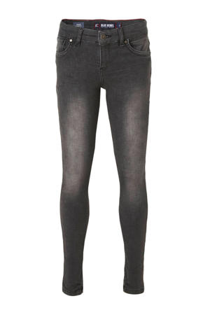 super skinny jeans Tile grijs
