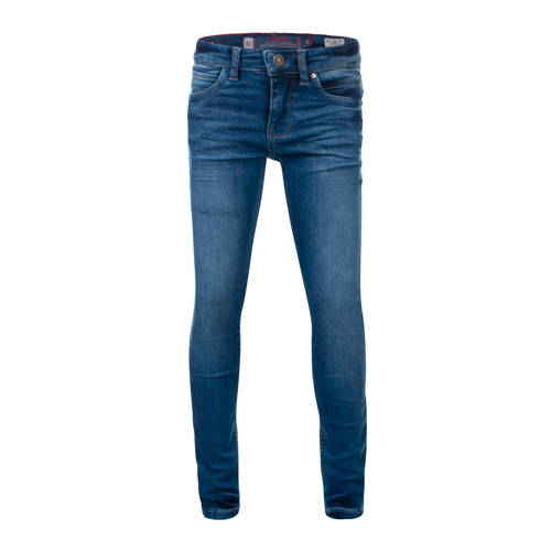 Blue Rebel skinny jeans Tile blauw (tahoe wash)