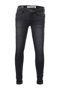 Blue Rebel super skinny jeans Gold verwassen zwart (rock wash), Verwassen zwart (Rock wash)