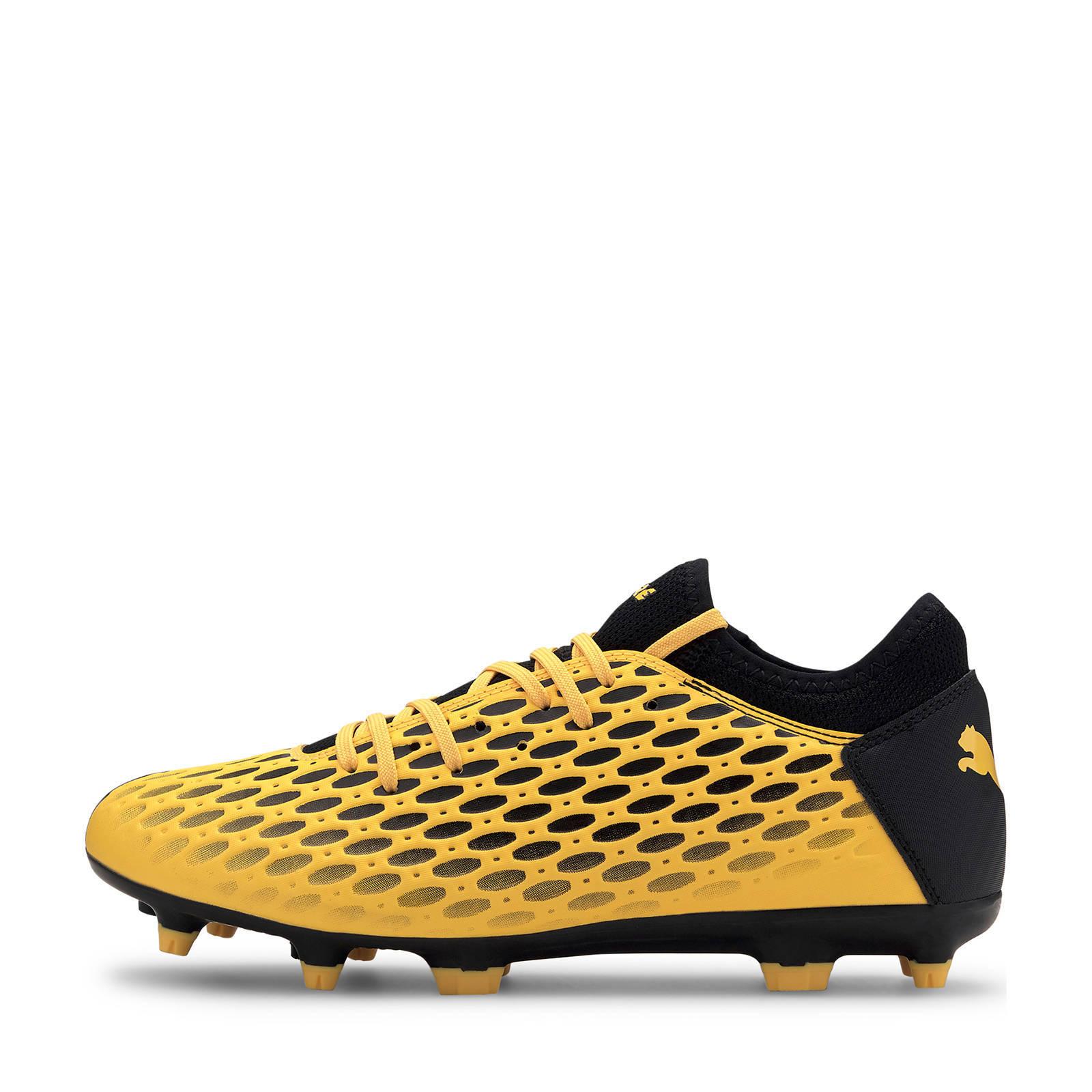 Future 5.4 FGAG voetbalschoenen geelzwart