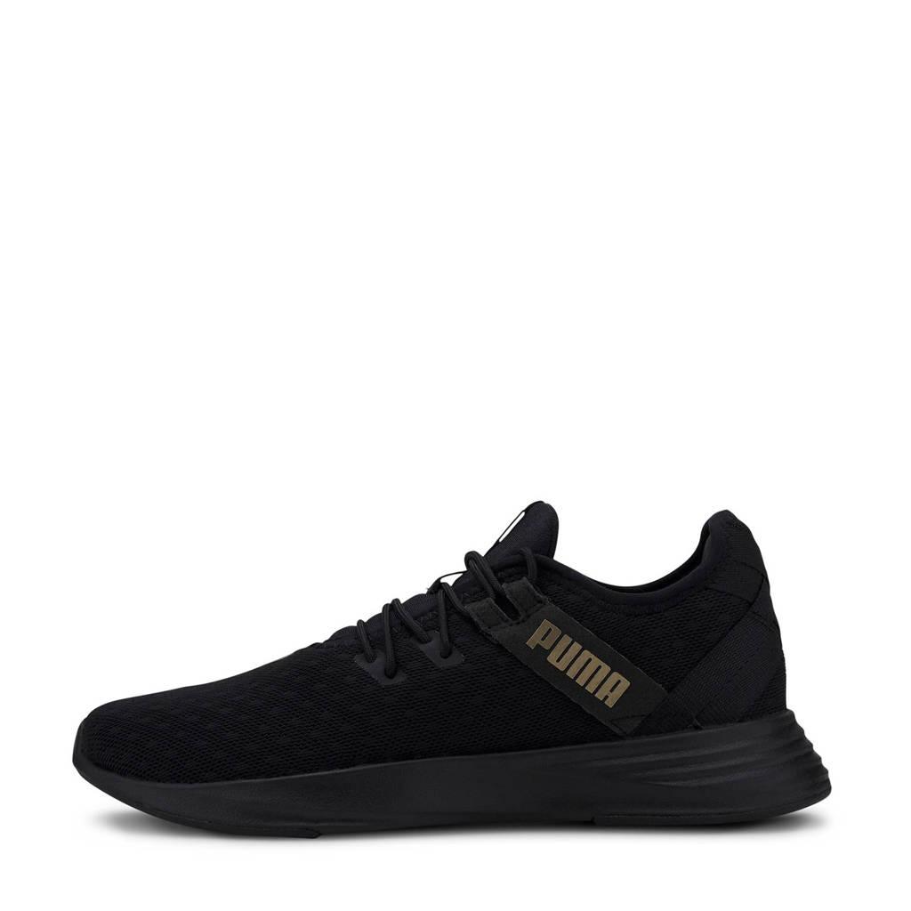 Puma Radiate XT  Pattern sneakers zwart, Zwart