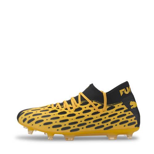 Puma FUTURE 5.2 Netfit FG/AG voetbalschoenen geel/
