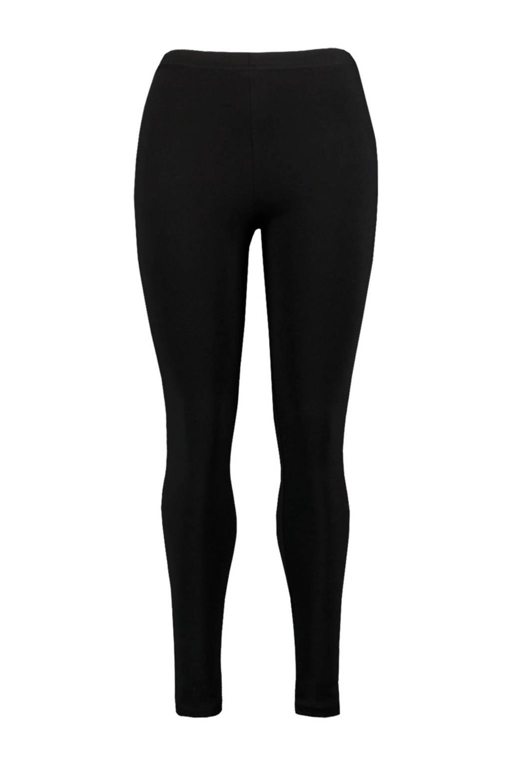 MS Mode legging zwart - set van 2, Zwart