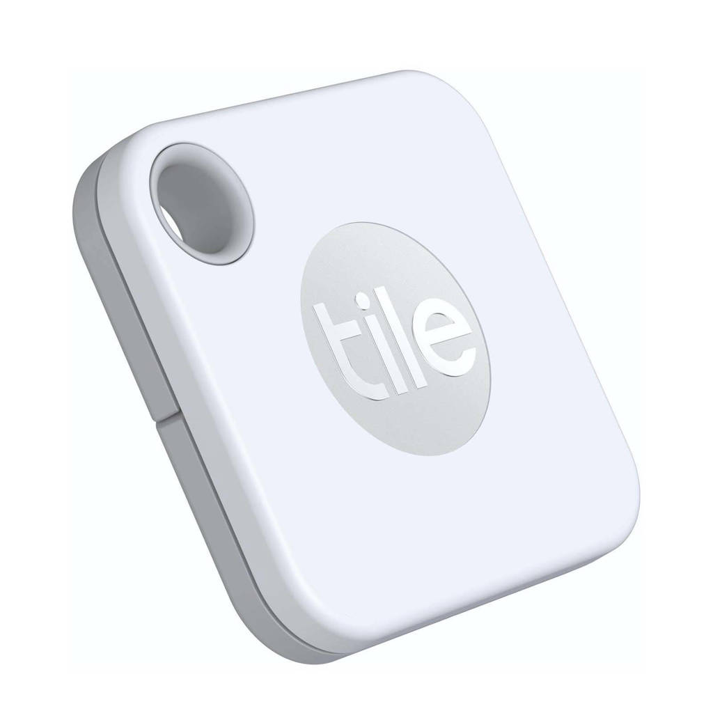Tile MATE+ (2020) tracker, Wit