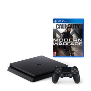 PlayStation 4 Slim 500GB + Modern Warfare 2019