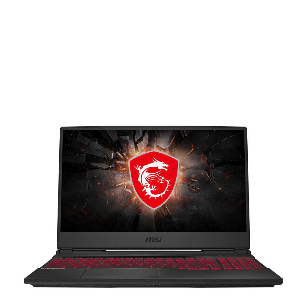 MSI GL65 9SD-009NL 15.6 inch Full HD laptop, 1512, NVIDIA GTX 1660Ti