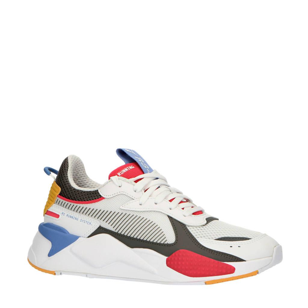 Puma RS-X 90's sneakers wit/grijs/roze
