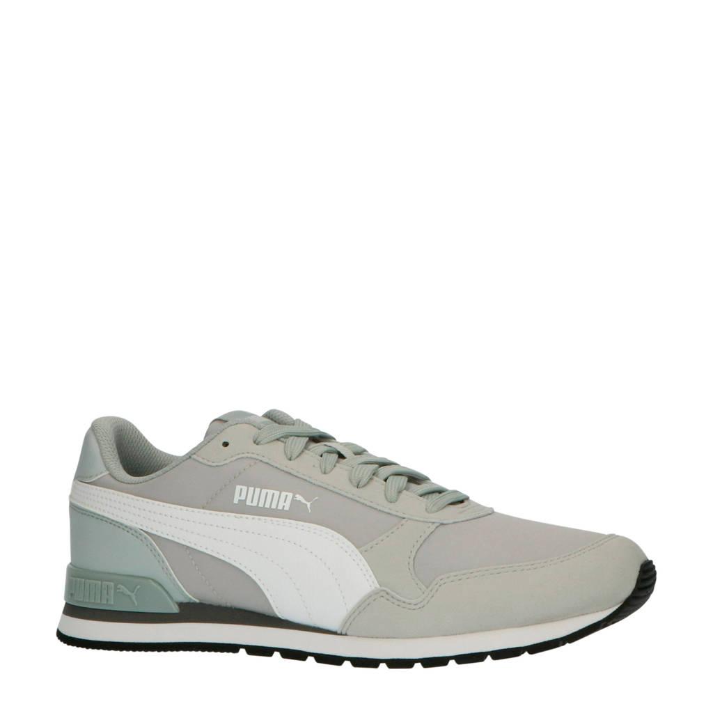 Puma ST Runner V2 NL sneakers lichtgrijs/wit, Lichtgrijs/wit