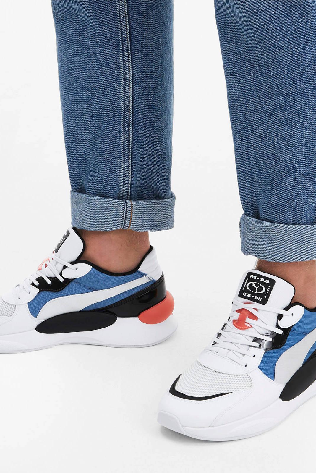 Puma RS 9.8 FRESH sneakers wit | wehkamp