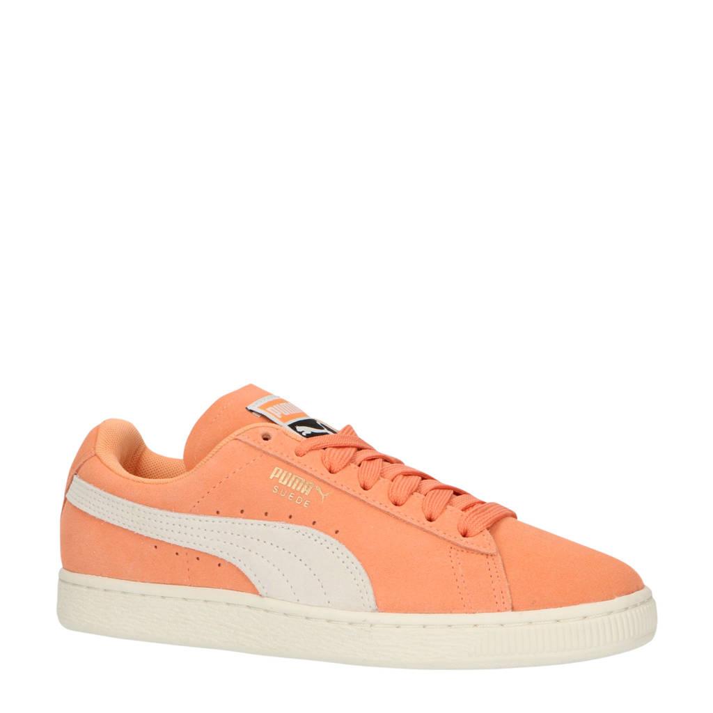 Puma Suede Classic  sneakers oranje, Oranje/zalm