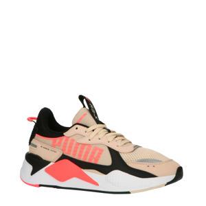 RS-X Bold  sneakers beige/zwart/roze