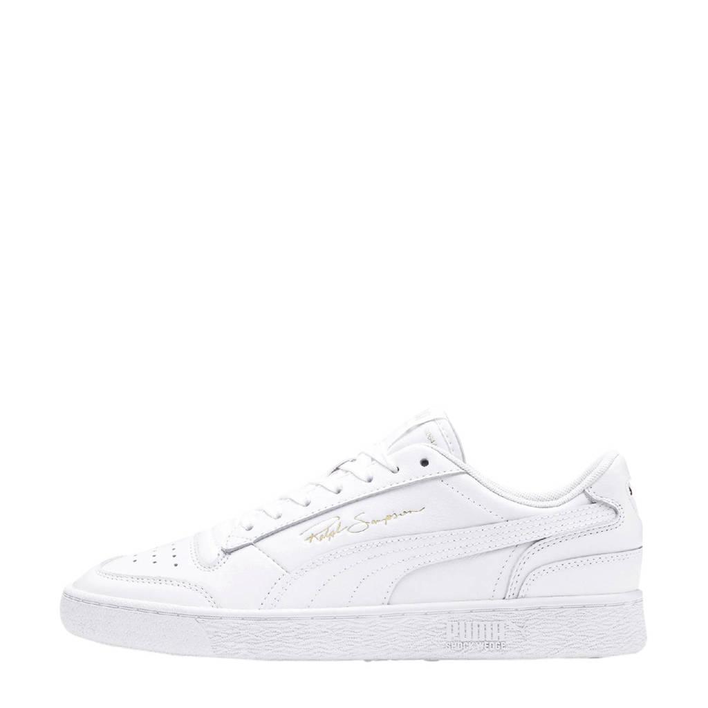 Puma Ralph Sampson Lo  leren sneakers wit, Wit