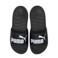 Puma Popcat 20  badslippers zwart/wit, Zwart/wit