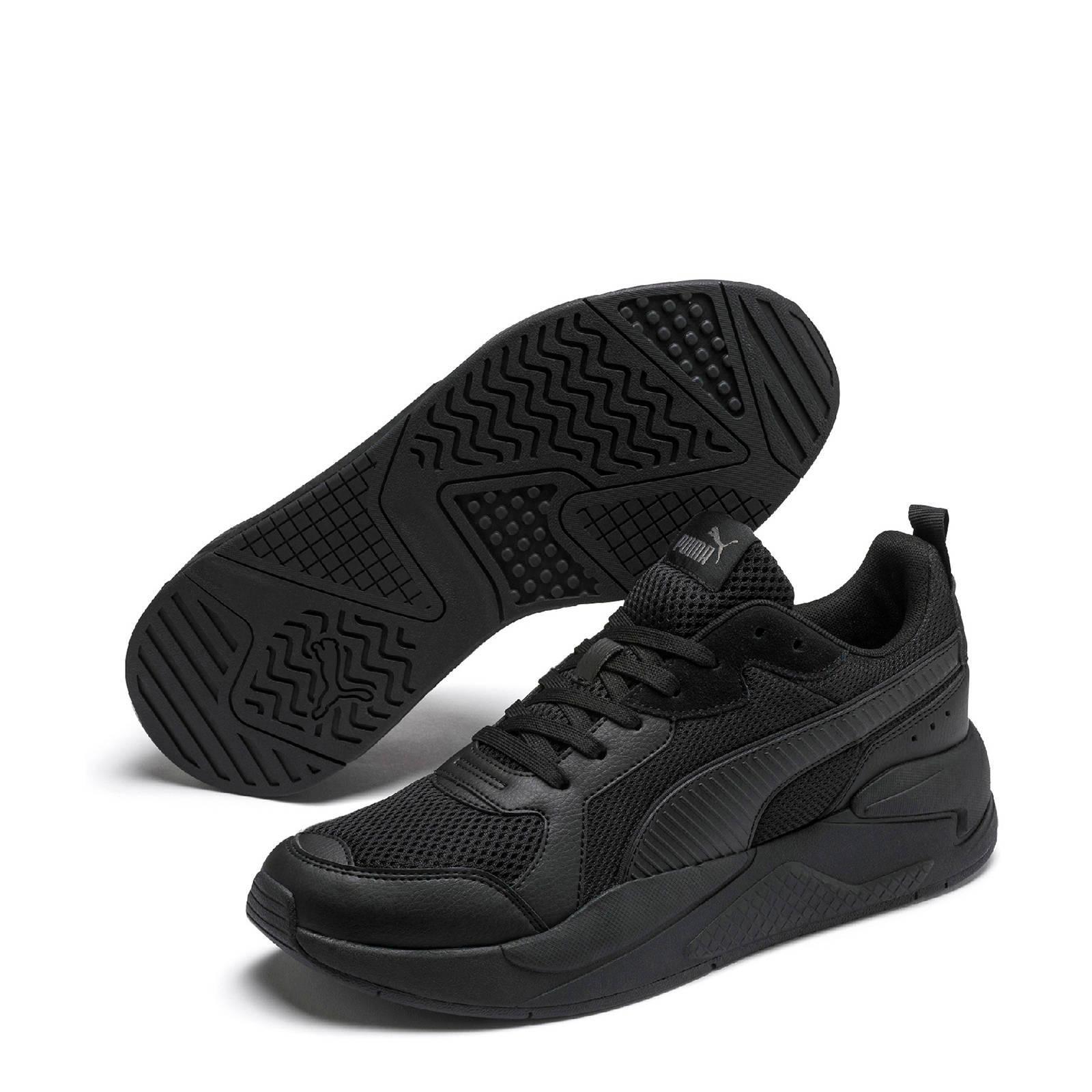 Puma X-Ray sneakers zwart   wehkamp