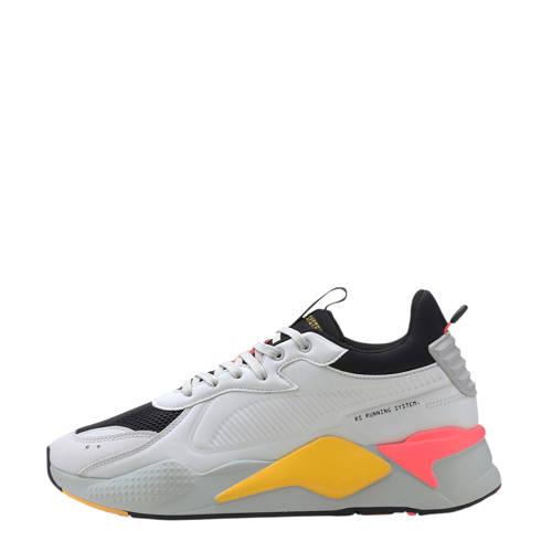 Puma RS-X Master sneakers grijs/zwart/geel/roze