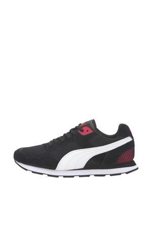 Vista  suède sneakers zwart