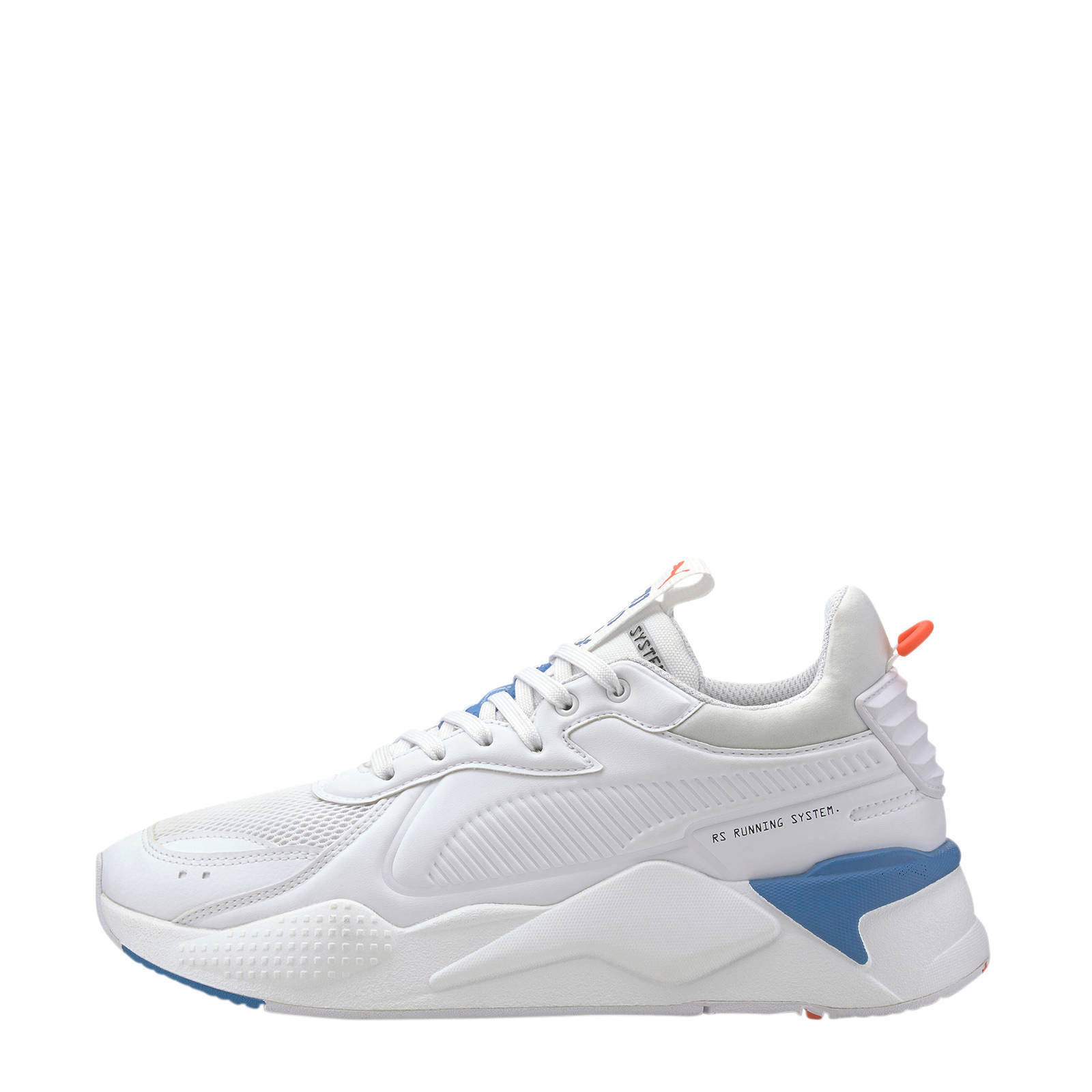 RS-X Master sneakers wit/blauw