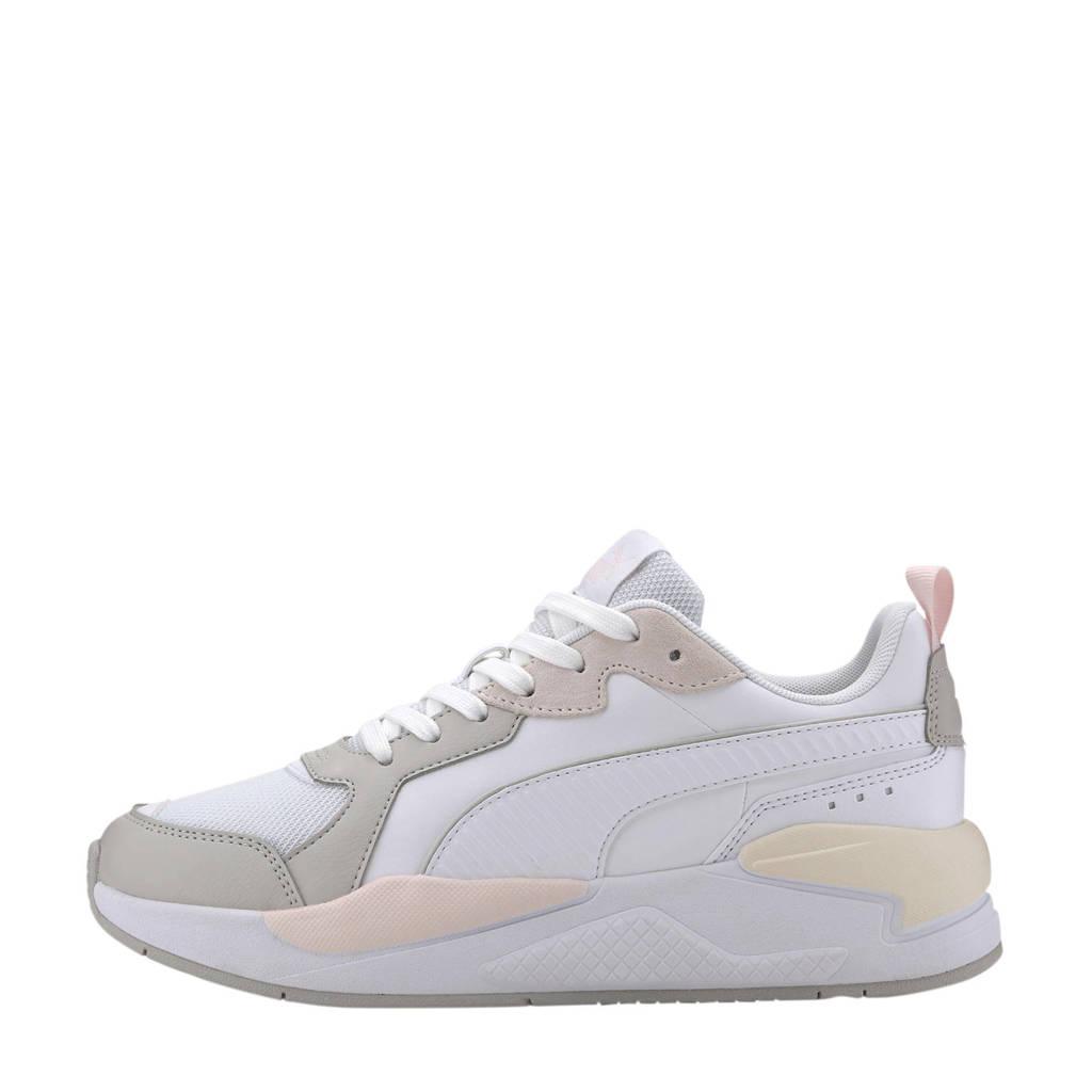 Puma X-Ray Game  sneakers wit/lichtgrijs, Wit/Lichtgrijs/Beige