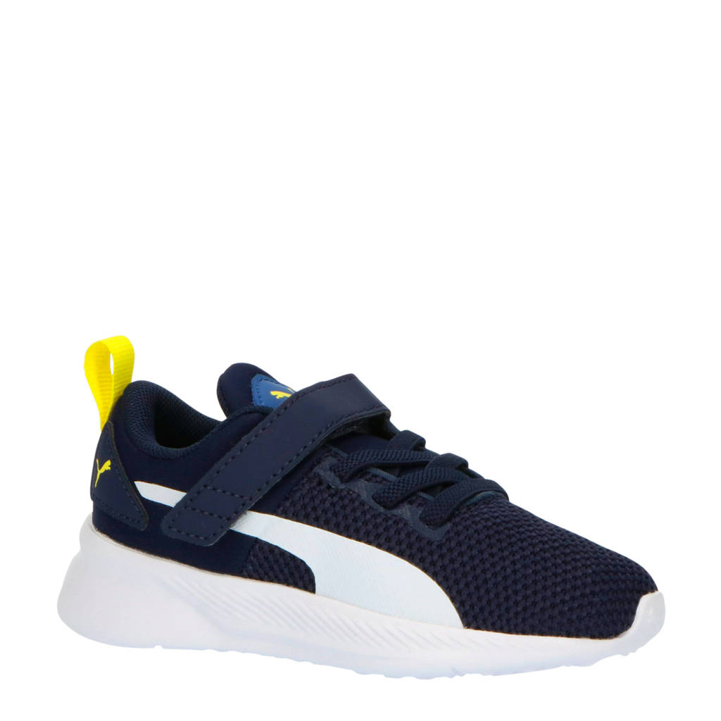 Puma Flyer Runner V Inf sneakers blauw/wit/donkerblauw, Blauw/wit/donkerblauw
