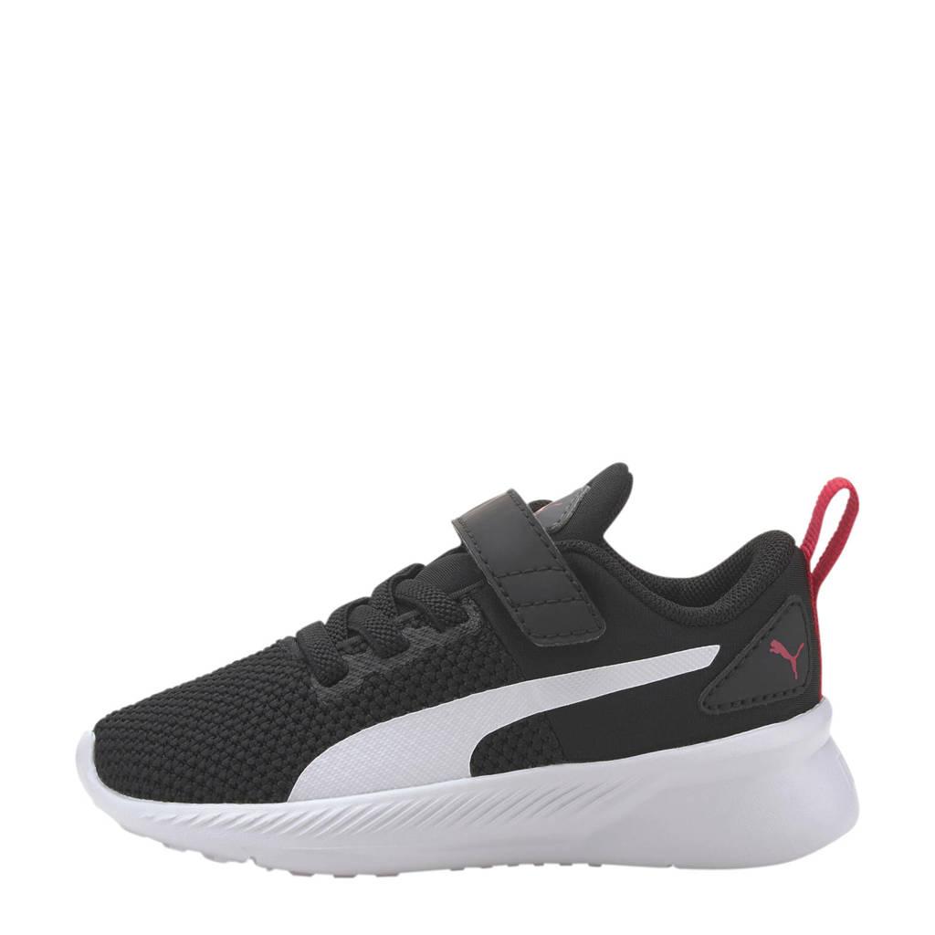 Puma Flyer Runner V Inf sneakers zwart/wit/grijs, Zwart/wit/grijs