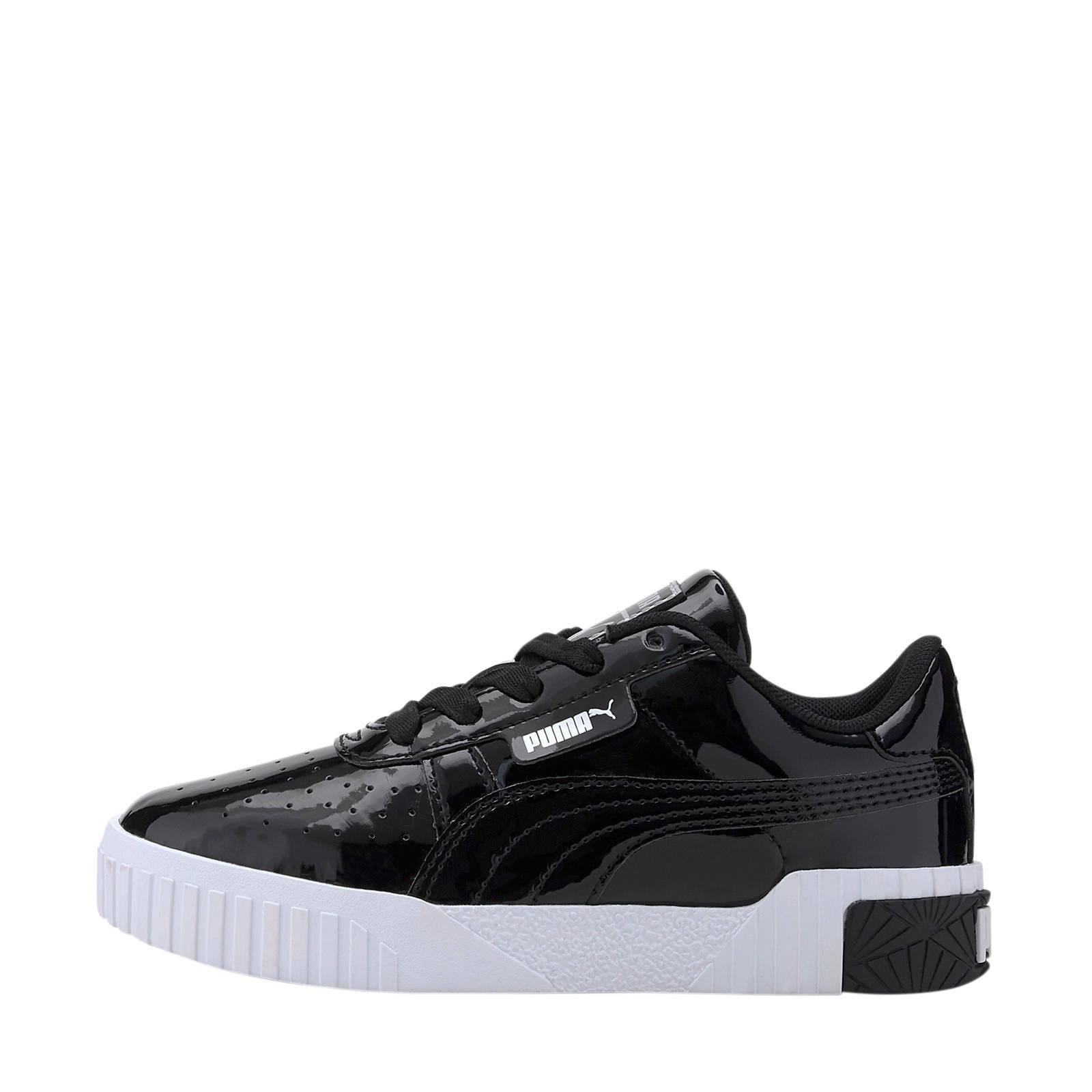 Cali Patent PS sneakers lak zwart