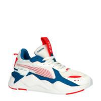 Puma RS-X Joy Jr sneakers wit/rood/blauw, Wit/rood/blauw