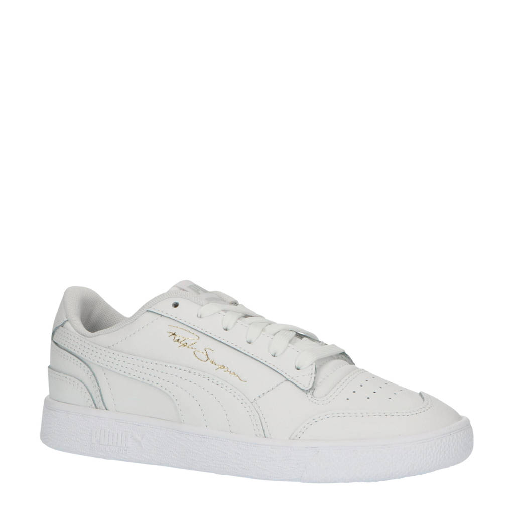 Puma Ralph Sampson  Lo Jr sneakers wit, Wit