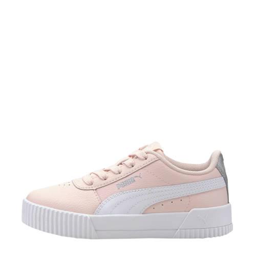 Puma Carina L PS sneakers roze/wit/zilver