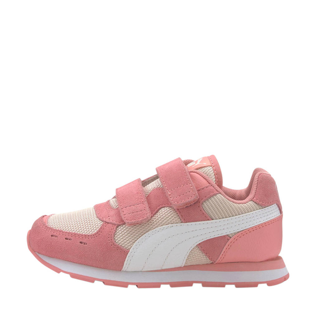 Puma Vista V PS sneakers roze/wit, Roze/wit