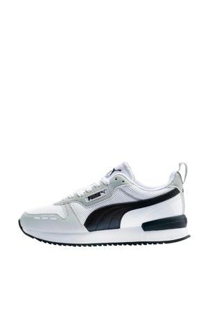 R78 Runner  sneakers wit/grijs/zwart