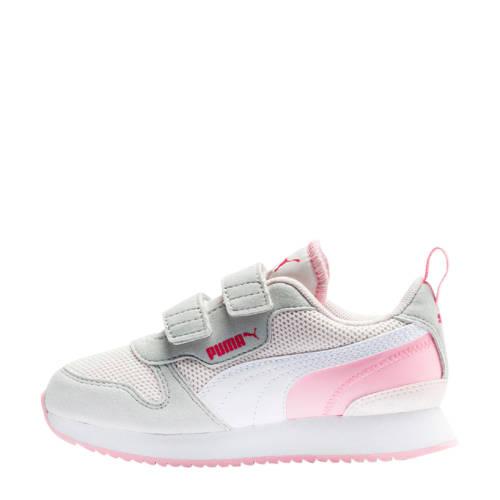 Puma R78 V PS sneakers roze/grijs/wit