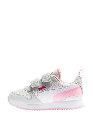 R78 V PS sneakers roze/grijs/wit