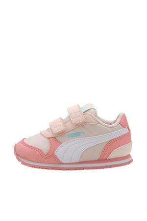 ST Runner v2  sneakers roze/wit