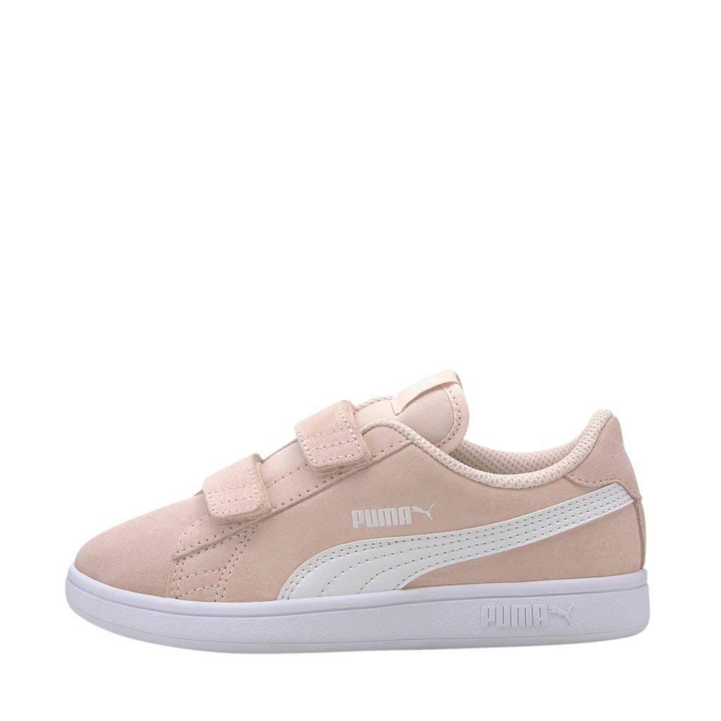 Puma Smash v2  SD V PS sneakers beige/wit, Beige/wit