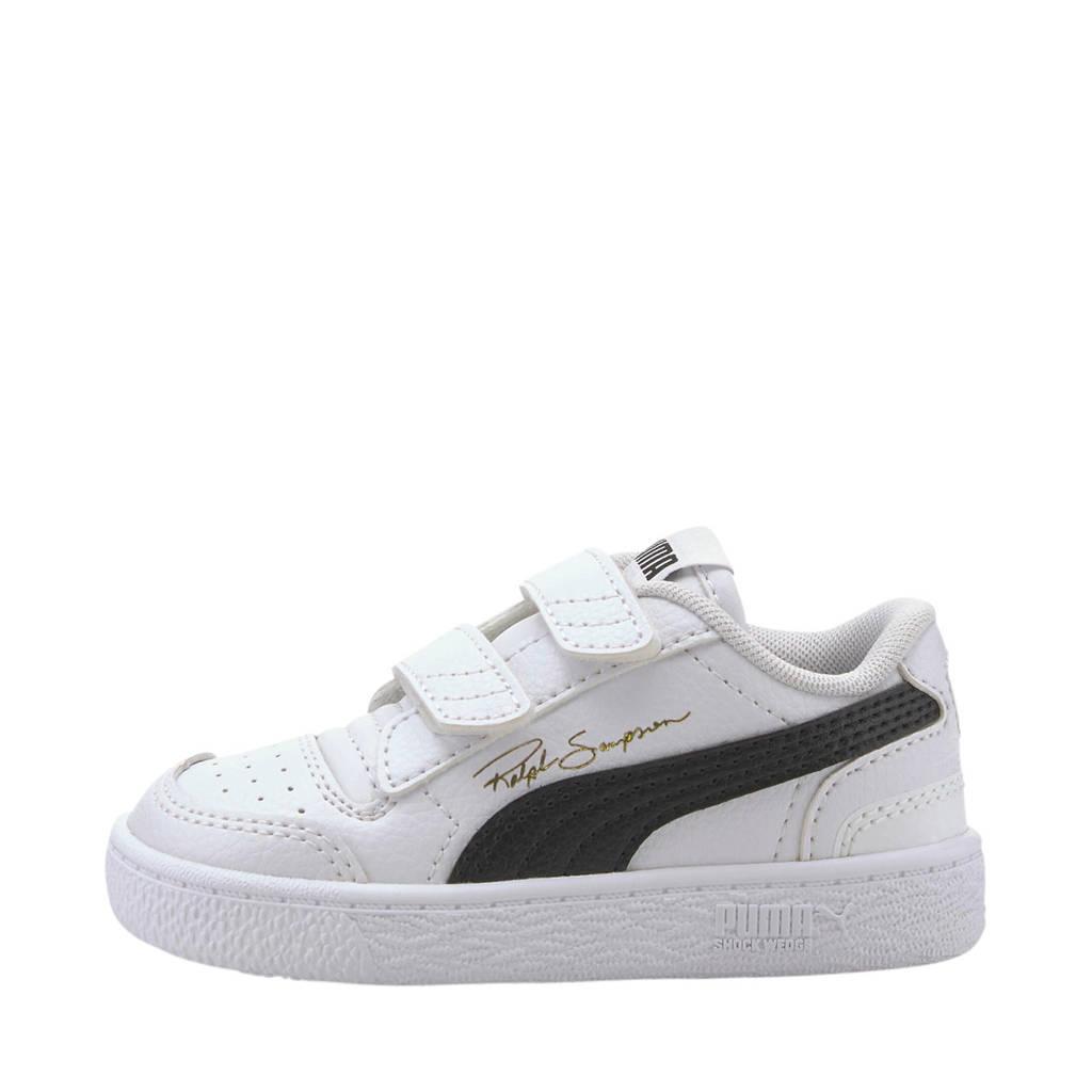 Puma Ralph Sampson  Lo V Inf sneakers wit/zwart, Wit/zwart