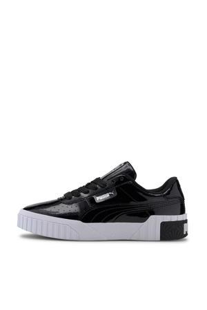 Cali Patent sneakers zwart/wit