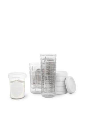 moeder-/poedermelk bewaarbakje (10 stuks)