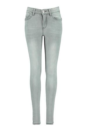 skinny jeans Kate lichtgrijs stonewashed