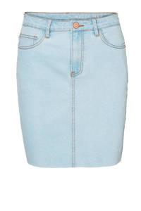 NOISY MAY rok lichtblauw, Lichtblauw