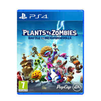Plants Vs Zombies - Battle For Neighborville (PlayStation 4), N.v.t.