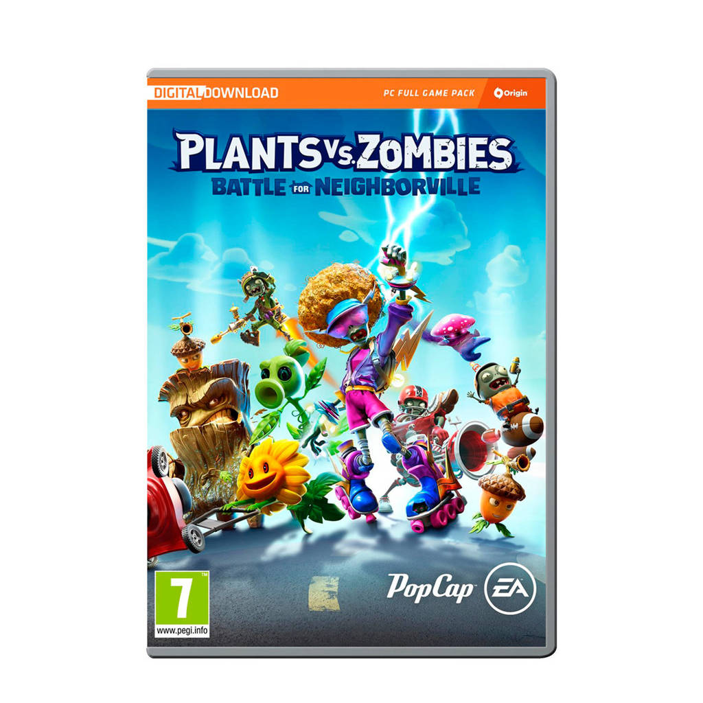 Plants vs Zombies: Battle for Neighborville (code in a box) (PC), -