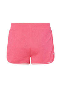 WE Fashion gemêleerde sweatshort roze, Roze
