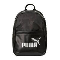 Puma   rugzak zwart, Zwart