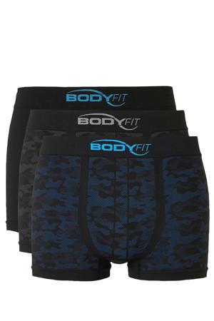 naadloze boxershort (set van 3)