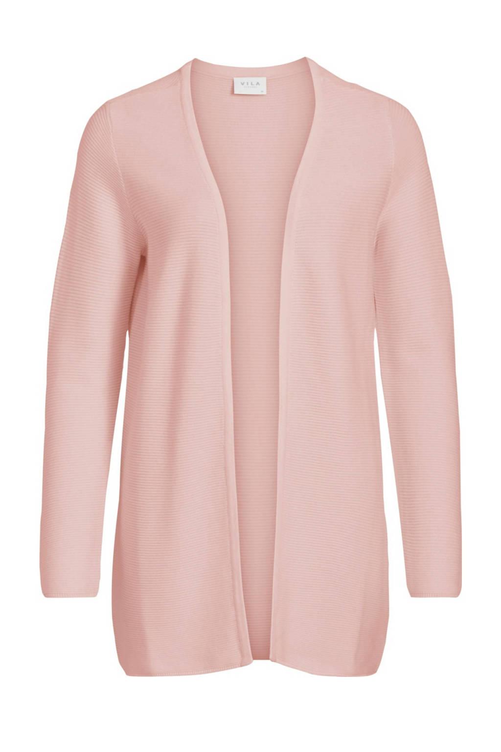 VILA vest roze, Roze