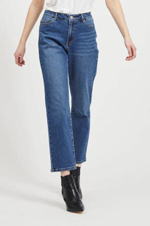 straight fit jeans VISOMMER medium blue denim